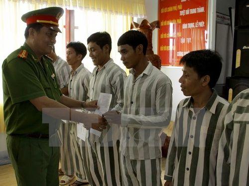 Phê duyệt Đề án thực hiện tha tù trước thời hạn có điều kiện - Ảnh 1