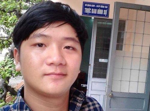 Bắt giữ gã trai 19 tuổi mạo danh cảnh sát hình sự để lừa đảo - Ảnh 1