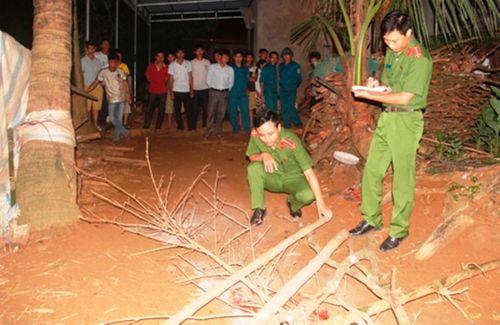 Vụ 2 cháu bé tử vong ở Thanh Hóa: Hung thủ là chú họ - Ảnh 1