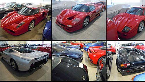 Khối tài sản khổng lồ của đại gia sở hữu hơn 7000 siêu xe - Ảnh 1