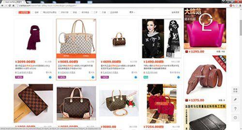 """""""Con cưng"""" của tỷ phú Jack Ma bị cáo buộc bán hàng hiệu nhái - Ảnh 1"""