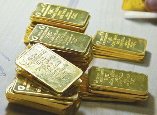 Giá vàng hôm nay (10/11): Giá vàng SJC giảm 40.000 đồng/lượng - Ảnh 1