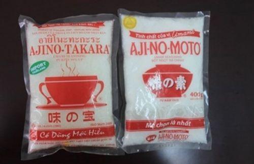 Bột ngọt Ajinomoto bị làm nhái - Ảnh 1