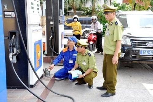 Tăng cường kiểm tra về đo lường, chất lượng trong kinh doanh xăng dầu - Ảnh 1