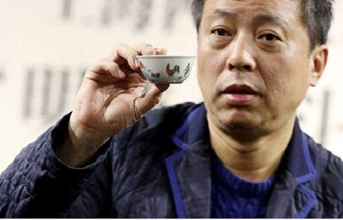 Đại gia chi gần 700 tỷ mua chén cho con trai uống trà  - Ảnh 2