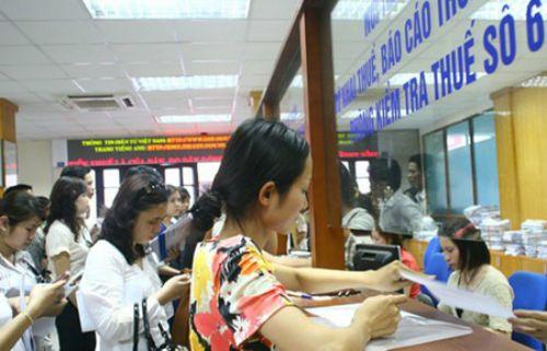 Dừng thu thuế doanh nghiệp bằng tiền mặt từ tháng 12 - Ảnh 1