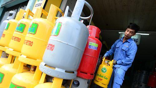 Giá gas tăng 17.000 đồng/bình 12kg từ sáng nay 2/11 - Ảnh 1