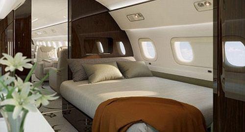 Bên trong máy bay đại gia với giá thuê 260 triệu/giờ bay - Ảnh 3