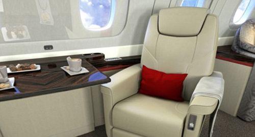 Bên trong máy bay đại gia với giá thuê 260 triệu/giờ bay - Ảnh 6
