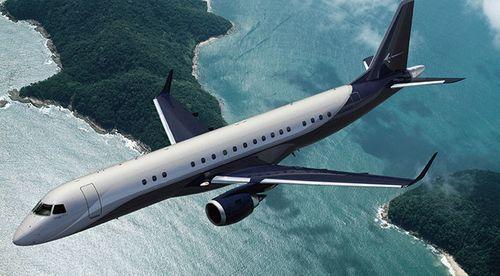 Bên trong máy bay đại gia với giá thuê 260 triệu/giờ bay - Ảnh 1