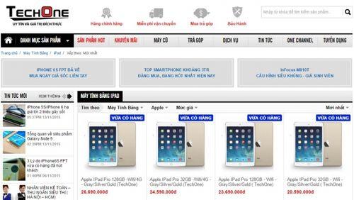 """TechOne và những """"lùm xùm"""" về cách bán hàng - Ảnh 3"""