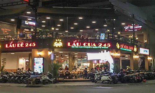 """Ăn lẩu tại Lẩu cua 245 Sài Gòn được """"khuyến mại"""" thêm... chuột chết? - Ảnh 1"""