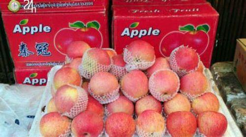"""""""Điểm danh"""" trái cây Trung Quốc dễ """"ngậm độc"""" đang bán đầy đường - Ảnh 2"""