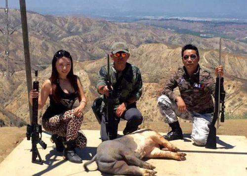 Đại gia Trung Quốc mua trực thăng chỉ để... sang Mỹ đi săn - Ảnh 1
