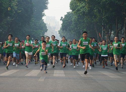 VPBank SME Run 2015 – Doanh nhân Việt chạy vì tương lai thịnh vượng - Ảnh 1