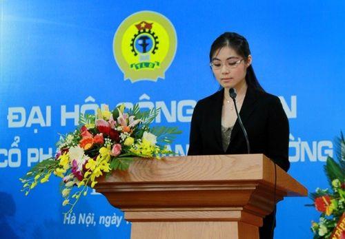 """Những mỹ nữ """"nổi như cồn""""  trên sàn chứng khoán Việt - Ảnh 2"""