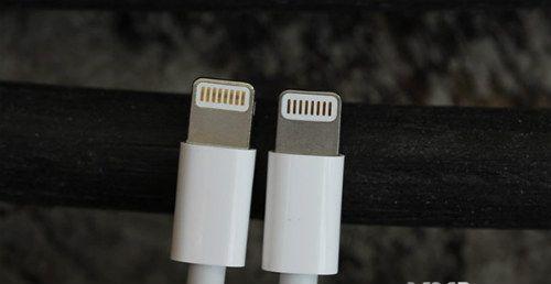 Cách phân biệt tai nghe, cáp iPhone 5, 5S, 5C chính hãng và hàng giả - Ảnh 5