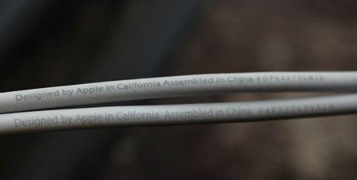 Cách phân biệt tai nghe, cáp iPhone 5, 5S, 5C chính hãng và hàng giả - Ảnh 7