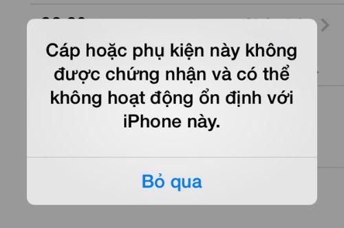 Cách phân biệt tai nghe, cáp iPhone 5, 5S, 5C chính hãng và hàng giả - Ảnh 3