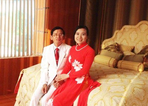 Đại gia Lê Ân rớt nước mắt vì vợ trẻ kém 55 tuổi - Ảnh 3