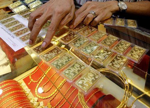 Giá vàng hôm nay (2/4): Giá vàng SJC tăng 60.000 đồng/lượng, giá USD tăng mạnh - Ảnh 1