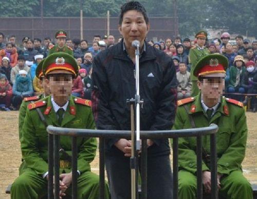 """Những đại gia Việt tay nhúng máu, """"phơi thân"""" trong tù - Ảnh 6"""