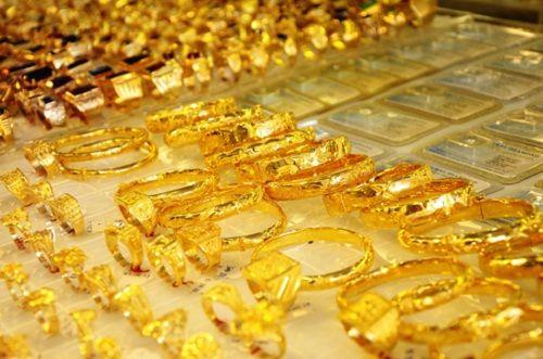 Giá vàng SJC chiều nay (23/4) tăng nhẹ, giá USD/VND tăng - Ảnh 1
