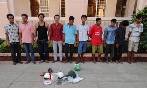 Trà Vinh: 10 thanh niên truy sát nạn nhân đến chết  - Ảnh 1