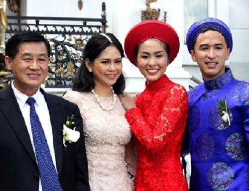 Chuyện ít người biết về khối tài sản khổng lồ nhà chồng Tăng Thanh Hà - Ảnh 1