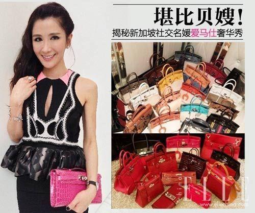 Nữ tỷ phú hot girl sở hữu hơn 200 túi  Hermes đến Ngọc Trinh cũng phải ghen tỵ - Ảnh 3