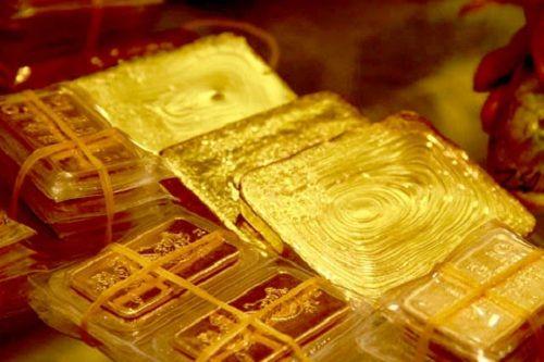 Giá vàng hôm nay (11/5): Giá vàng SJC đứng giá - Ảnh 1