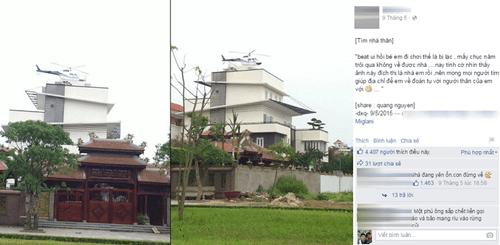 """Lộ diện đại gia Việt có """"trực thăng"""" đậu trên nóc nhà  - Ảnh 1"""