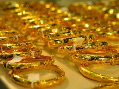 Giá vàng SJC chiều nay (12/5) lại mất thêm 20.000 đồng/lượng - Ảnh 1