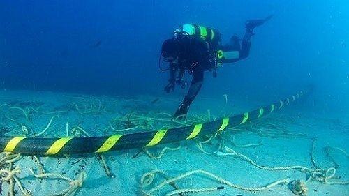 Cáp quang biển AAG: Chưa tiếp cận được vị trí sự cố - Ảnh 1