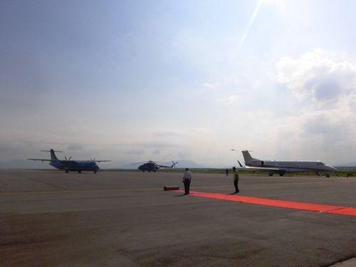"""Bầu Đức: Sân bay 800 tỷ và tài sản """"phải đi thăm bằng trực thăng"""" tại Lào - Ảnh 2"""