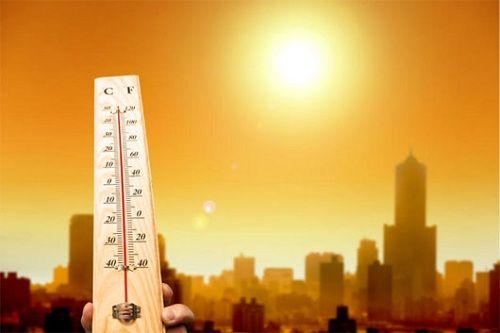 Dự báo thời tiết ngày 6/5: Bắc Bộ ngày nắng nóng , chiều tối có mưa rào - Ảnh 1