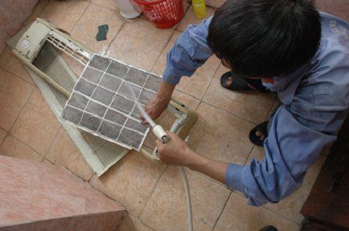 Cách tự vệ sinh điều hòa nhiệt độ sạch hơn cả chuyên gia - Ảnh 3
