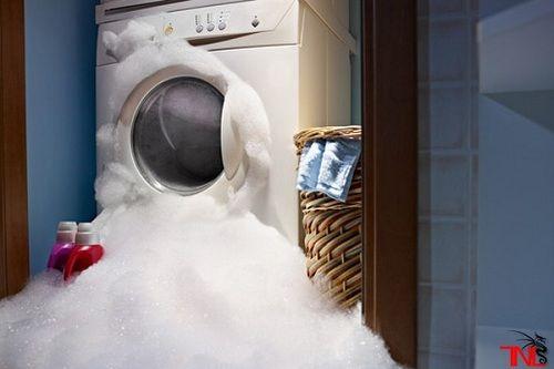 Những trục trặc của máy giặt bạn có thể tự xử lý - Ảnh 1