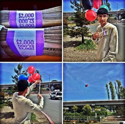"""Cậu ấm mua vui dùng tiền """"dụ"""" người khác uống nước tiểu, thả 1,2 tỷ lên trời - Ảnh 3"""