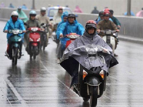 Dự báo thời tiết ngày 11/6: Bắc Bộ có mưa dông, Trung Bộ nắng nóng - Ảnh 1