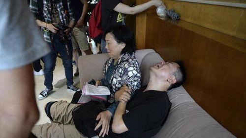 Chìm tàu ở Trung Quốc: Mới cứu được 20 người, ám ảnh những tiếng kêu cứu - Ảnh 3