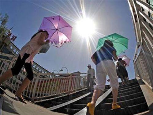 Dự báo thời tiết ngày 2/6: Ngày nắng, đêm mưa - Ảnh 1