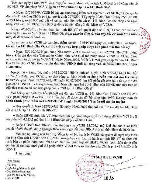 Đại gia Lê Ân đón tuổi 78 bằng thắng vụ kiện theo 10 năm - Ảnh 1