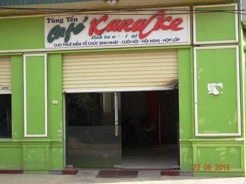 Quảng Ninh: Quán karaoke bị đặt mìn lúc nửa đêm - Ảnh 1