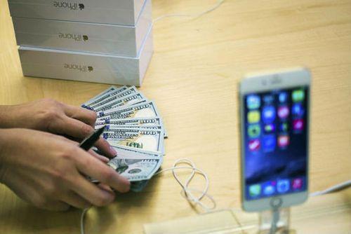1 tỷ đồng mới mua được iPhone 6 ở Venezuela - Ảnh 1