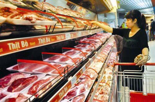 """Thịt ngoại thống lĩnh thị trường, thịt nội """"lép vế"""": Vì đâu nên nỗi? - Ảnh 1"""