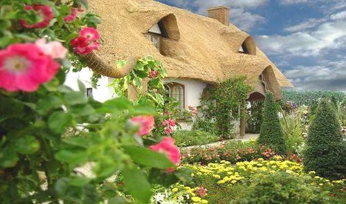 Ngất ngây trước kiến trúc của ngôi làng bước ra từ thế giới cổ tích - Ảnh 2