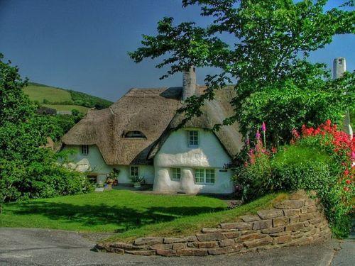 Ngất ngây trước kiến trúc của ngôi làng bước ra từ thế giới cổ tích - Ảnh 5
