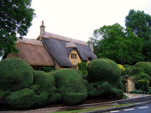 Ngất ngây trước kiến trúc của ngôi làng bước ra từ thế giới cổ tích - Ảnh 6