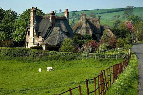 Ngất ngây trước kiến trúc của ngôi làng bước ra từ thế giới cổ tích - Ảnh 16